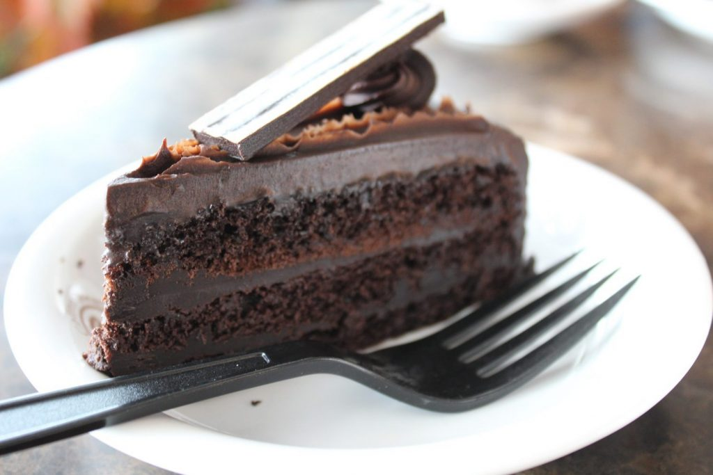 Chocolate Cake Diet